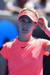 Eugenie Bouchard – Australian Open 01/16/2018