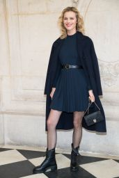 Eva Herzigova at Christian Dior Show Spring Summer 2018 in Paris