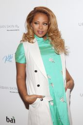 Eva Marcille - Launch of Urban Skin Rx at Target Stores in NYC