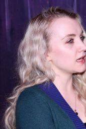 Evanna Lynch - Off-Broadway Comedy Puffs Backstage, New York 01/16/2018
