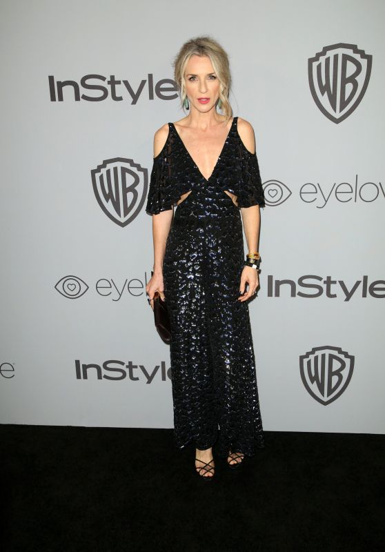 Ever Carradine – InStyle and Warner Bros Golden Globes 2018 After Party