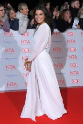 Faye Brookes – 2018 National Television Awards in London