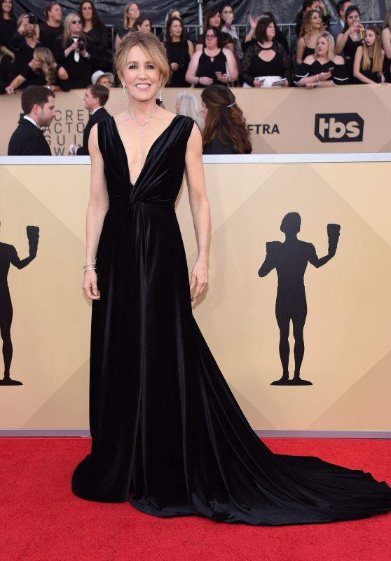 Felicity Huffman – 2018 SAG Awards in LA