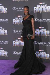 "Florence Kasumba – ""Black Panther"" Premiere in Hollywood"