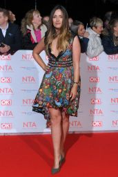 Fran Newman Young – 2018 National Television Awards in London
