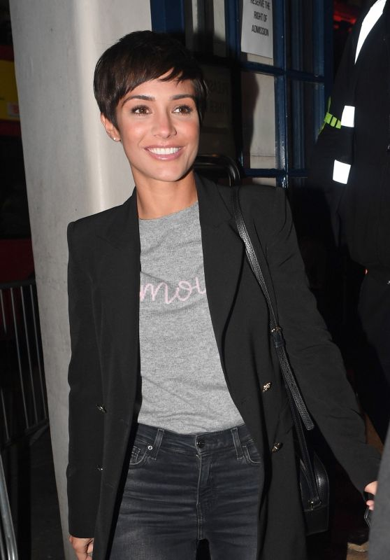 Frankie Bridge at Scala in London 01/24/2018