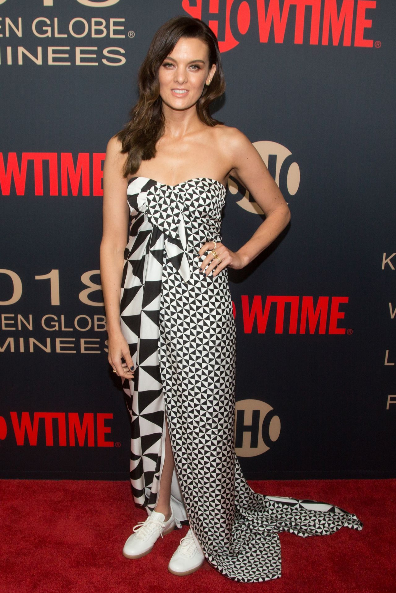 Frankie Shaw – Showtime Golden Globe Nominee Celebration in LA