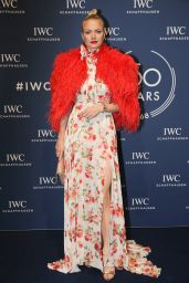 Franziska Knuppe – IWC Schaffhausen Gala at SIHH 2018 in Geneva