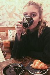 G. Hannelius - Social Media 01/19/2018