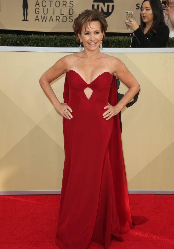 Gabrielle Carteris – 2018 SAG Awards in LA