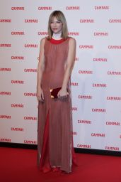 """Gaia Trussardi - """"The Legend of Red Hand"""" Photocall in Milan"""