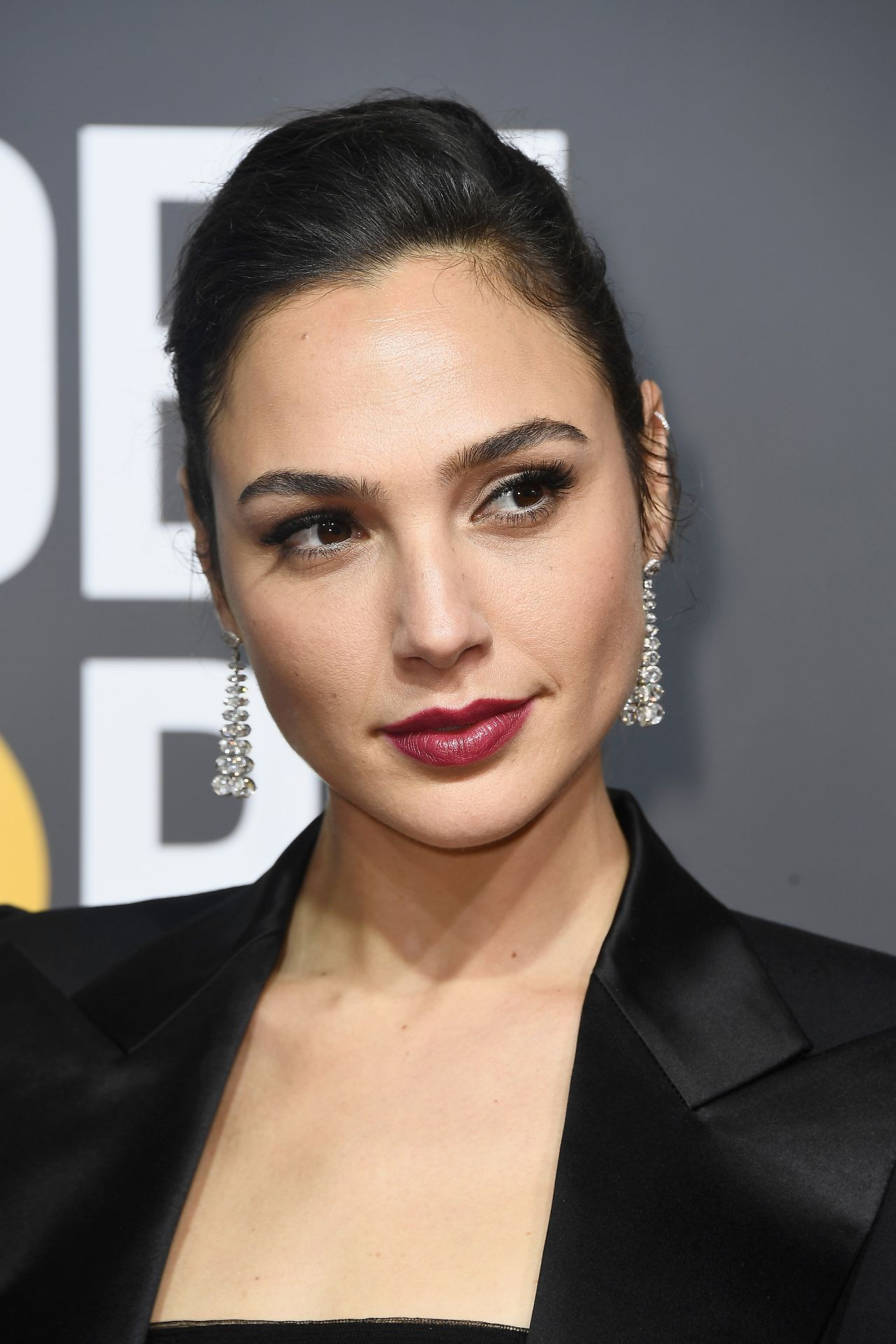 Gal Gadot Golden Globe Awards 2018