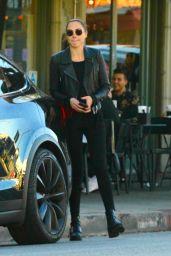 Gal Gadot - Leaving Lunch in Los Angeles 01/27/2018