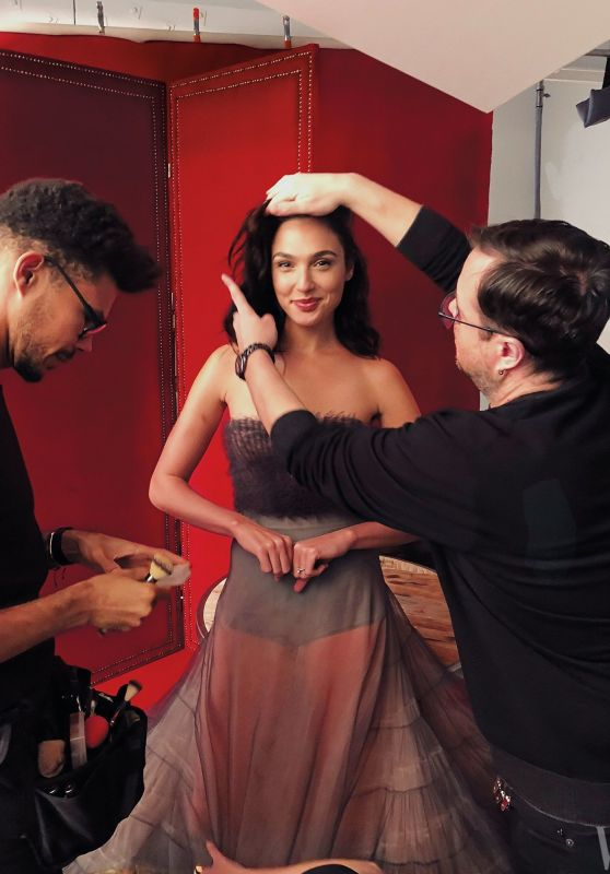 Gal Gadot - Photoshoot for Vanity Fair
