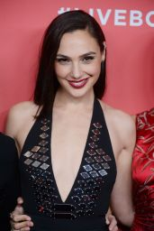 """Gal Gadot – Revlon's """"Live Boldly"""" Campaign Launch in NYC"""