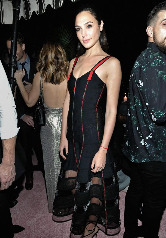 "Gal Gadot - W Magazine Celebrates Its ""Best Performances"" Portfolio in LA"