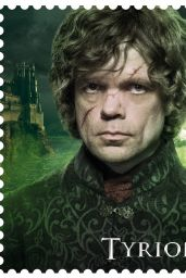 Game of Thrones Stamps 2017 - Royal Mail Special Collection