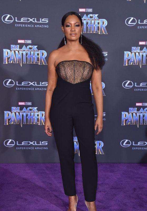 "Garcelle Beauvais – ""Black Panther"" Premiere in Hollywood"