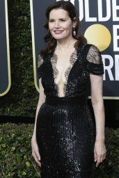 Geena Davis – Golden Globe Awards 2018