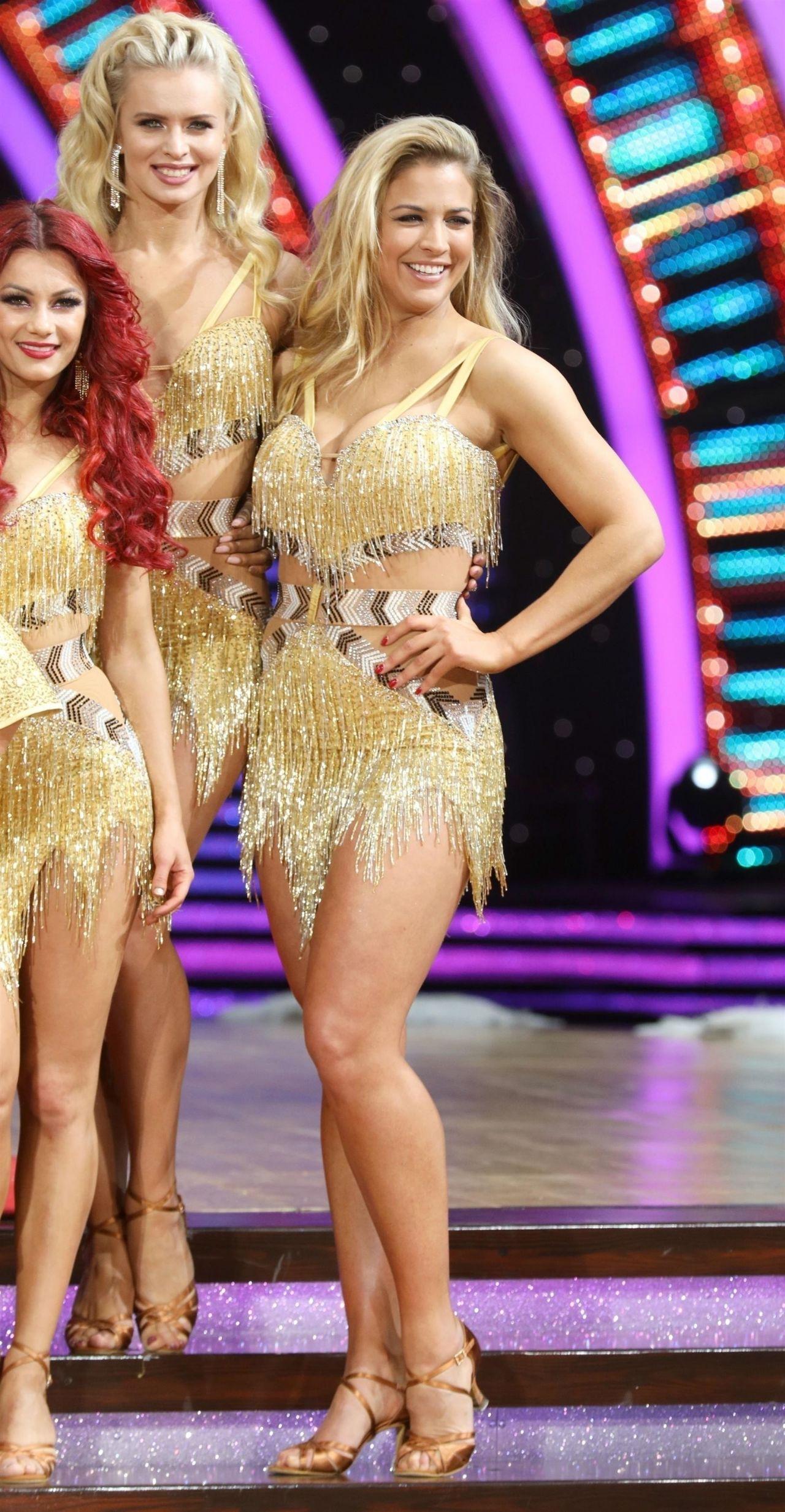 Gemma Atkinson Quot Strictly Come Dancing The Live Tour