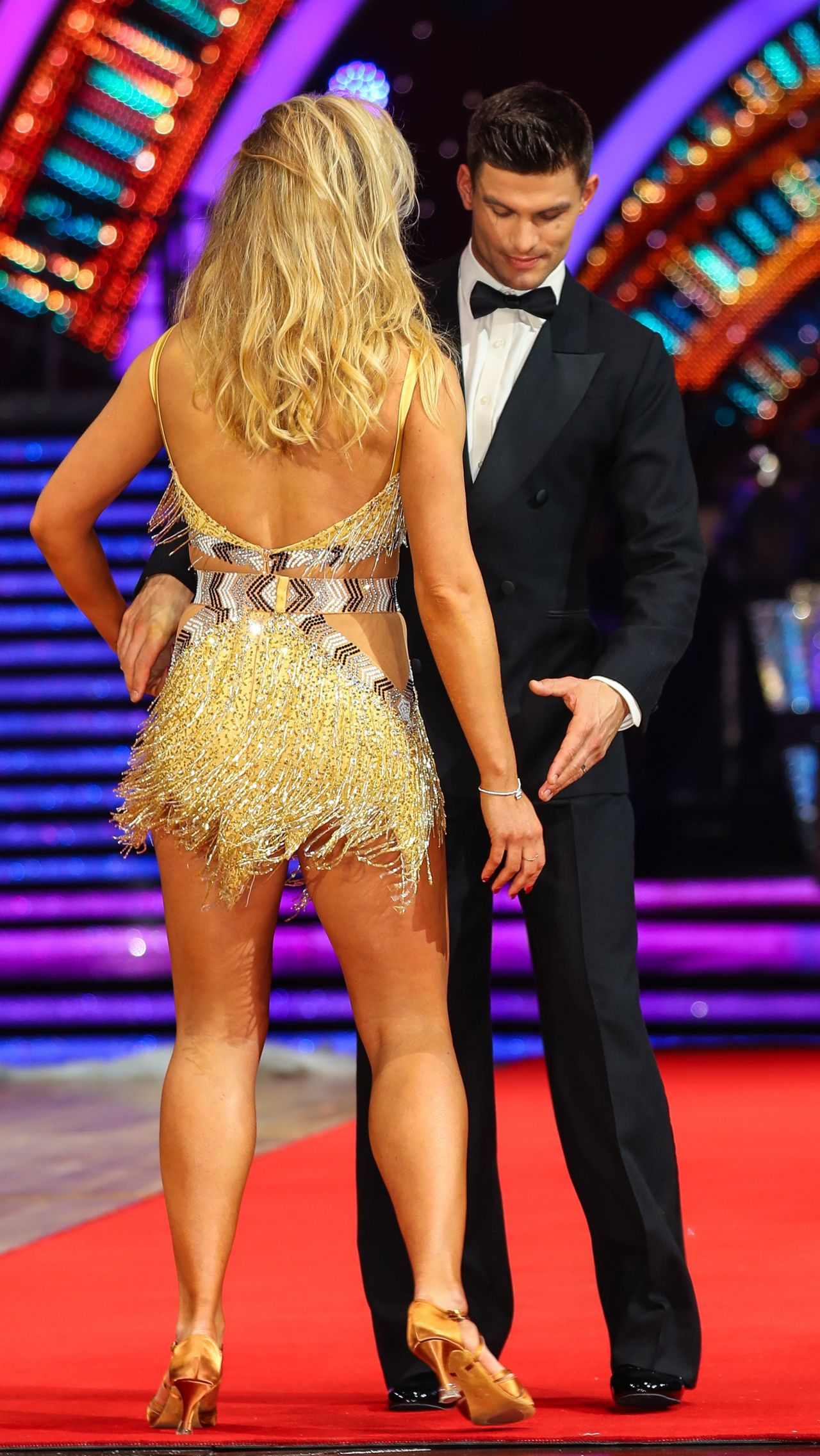 Gemma Atkinson Quot Strictly Come Dancing The Live Tour