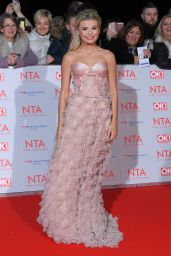 Georgia Toffolo – 2018 National Television Awards in London