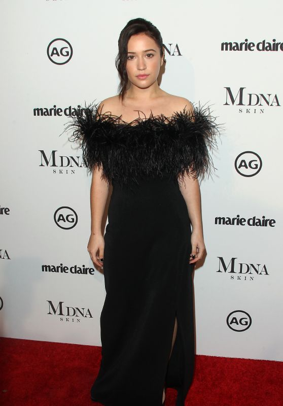 Gideon Adlon – Marie Claire Image Makers Awards in Los Angeles