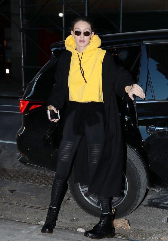 Gigi Hadid  - Out in Manhattan, NYC