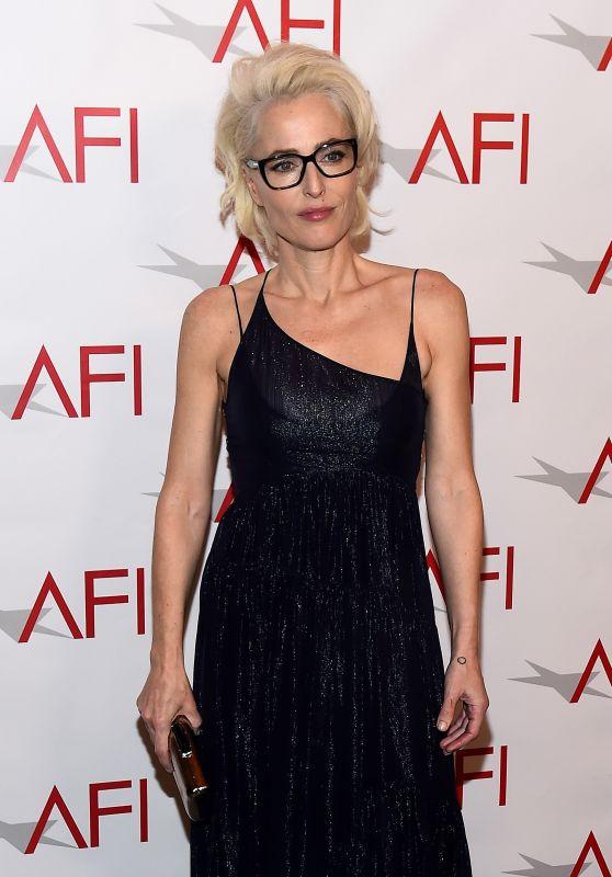 Gillian Anderson - AFI Awards 2018 in Los Angeles