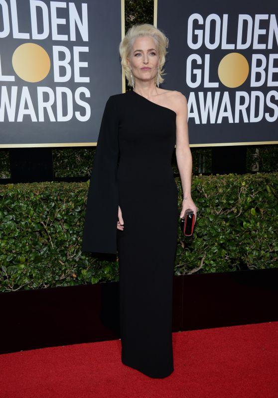 Gillian Anderson – Golden Globe Awards 2018