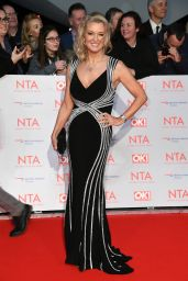 Gillian Taylforth – 2018 National Television Awards in London