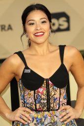 Gina Rodriguez – 2018 SAG Awards in LA