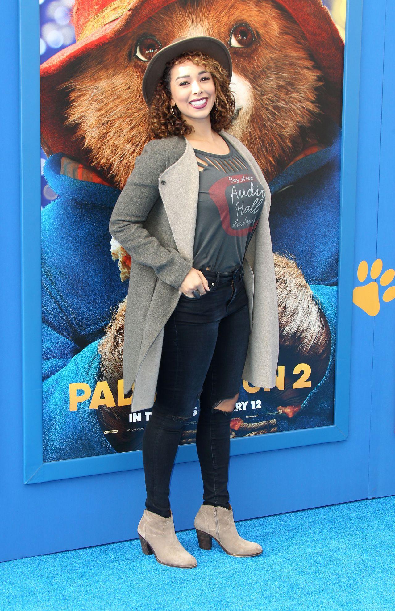 Gloria Govan Quot Paddington 2 Premiere In Los Angeles