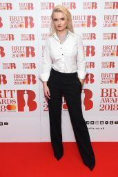 Grace Chatto – The BRIT Awards Nominations Launch Party in London