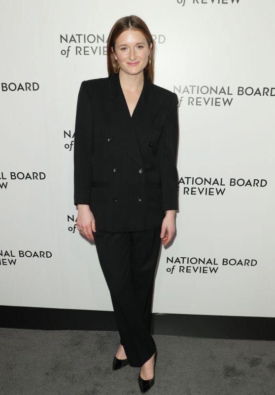Grace Gummer – National Board Of Review Annual Awards Gala in NYC