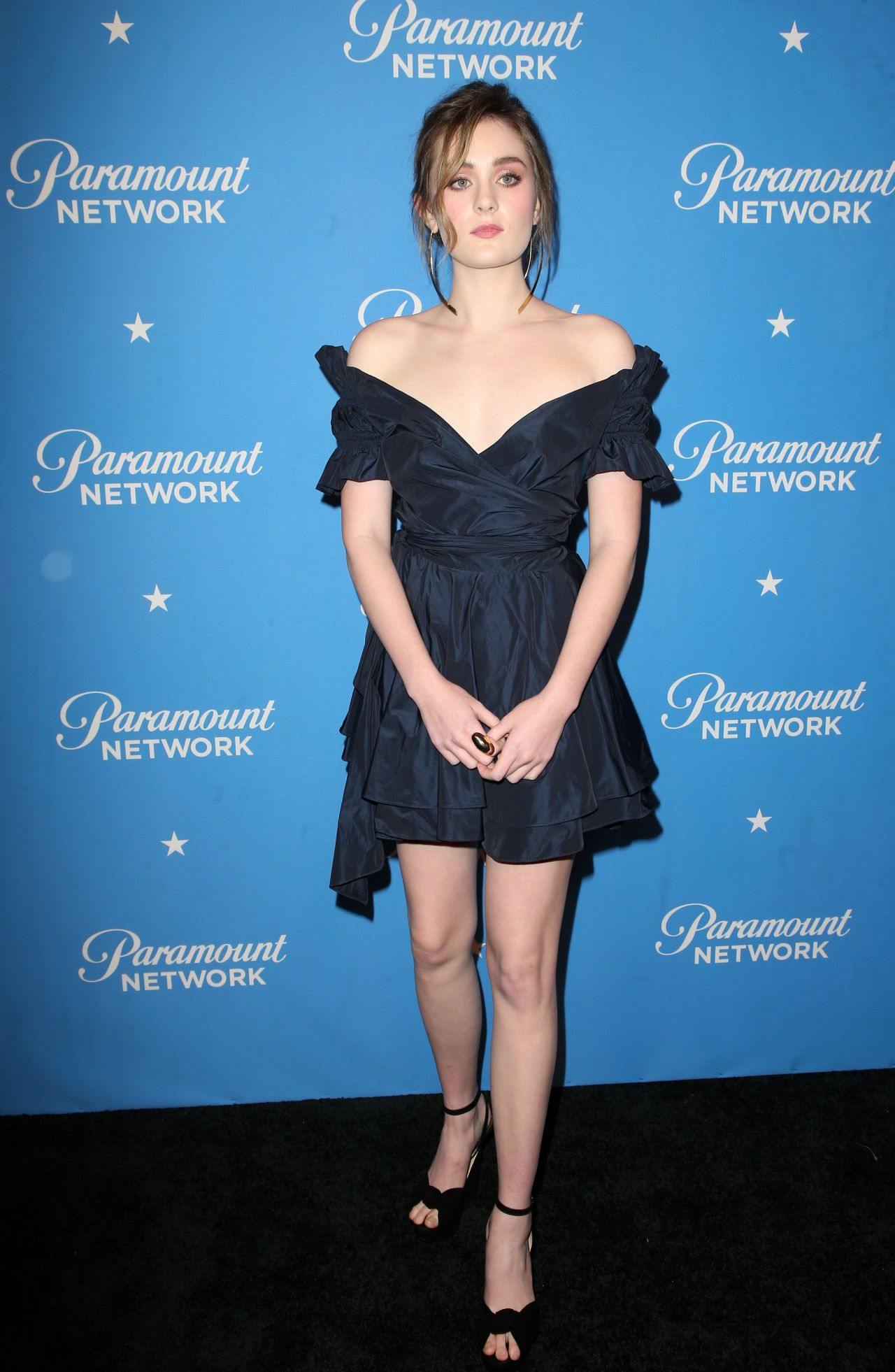Grace Victoria Cox Paramount Network Launch Party In La