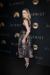 "Greer Grammer – ""The Alienist"" Premiere in Hollywood"