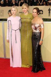 Greta Gerwig – 2018 SAG Awards in LA