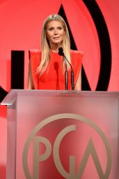 Gwyneth Paltrow - Producers Guild Awards 2018 in Los Angeles