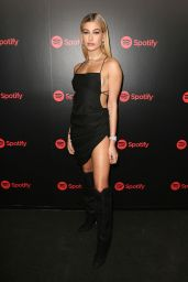 Hailey Baldwin – 2018 Spotify Best New Artists Party in NYC
