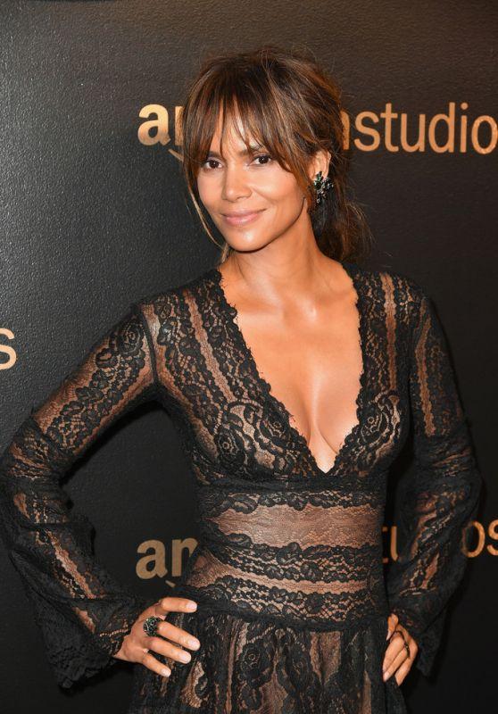 Halle Berry – Amazon Studios' Golden Globes Celebration in Beverly Hills