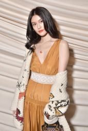 He Sui at Christian Dior Show Spring Summer 2018 in Paris