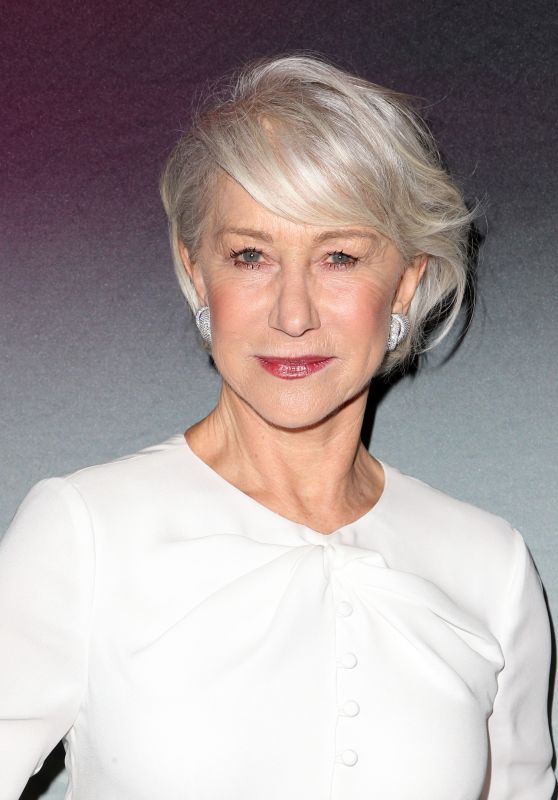 """Helen Mirren – """"The Leisure Seeker"""" Premiere in Los Angeles"""