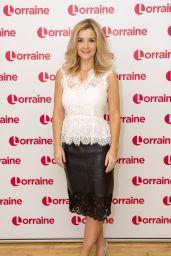Helen Skelton – Lorraine TV Show in London