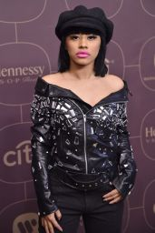Hennessy Carolina – Warner Music Pre-Grammy 2018 Party in New York