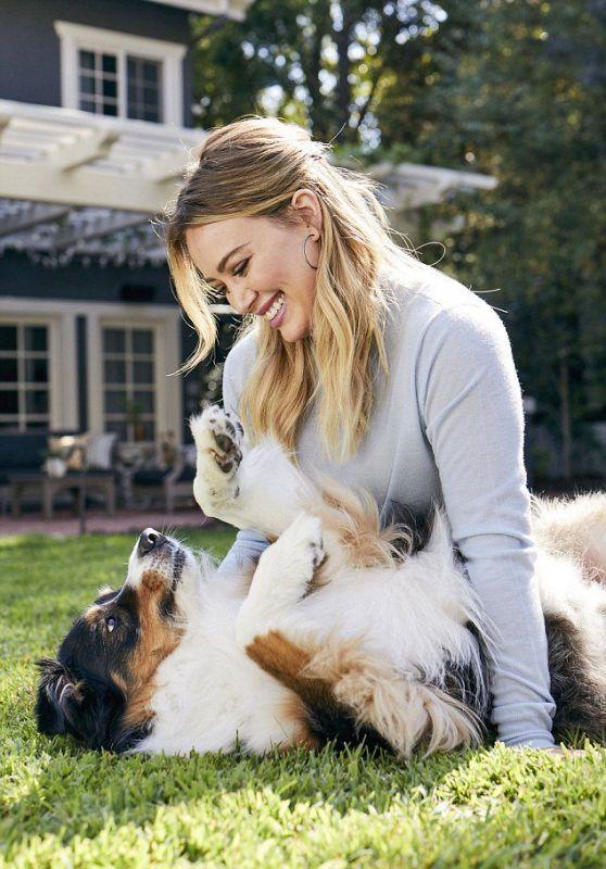 Hilary Duff - Better Home and Garden Magazine February 2018