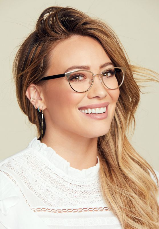 Hilary Duff - Hilary Duff Collection With GlassesUSA.com 2018