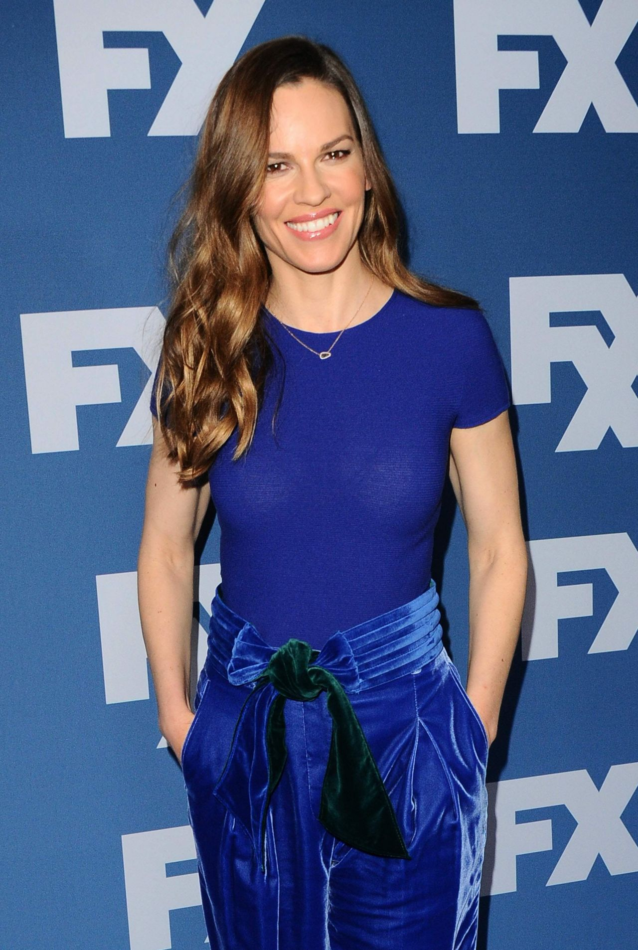Hilary Swank - FX Starwalk, TCA Winter Press Tour in Los ... Hilary Swank