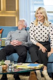 Holly Willoughby - This Morning TV Show in London 01/25/2018