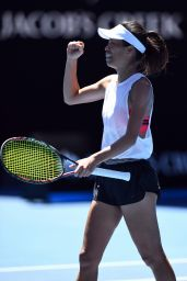 Hsieh Su-wei – Australian Open 01/18/2018